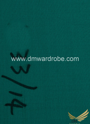 Suiting Shamrock Green Fabric
