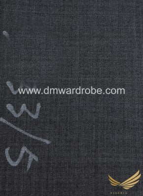 Suiting Mid Grey Fabric