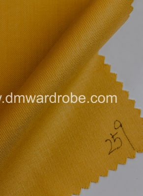 Suiting Banana Yellow Fabric