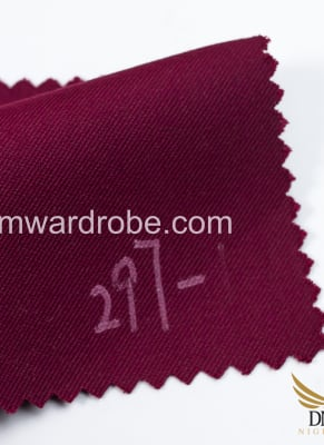 Suiting Wine Fabric