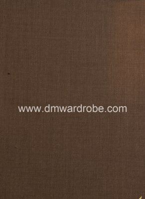 Suiting Brown Rustic Oak Fabric
