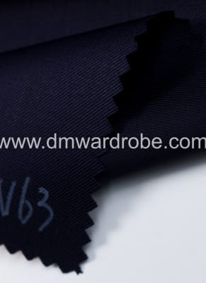 Suiting Blue Ink Fabric