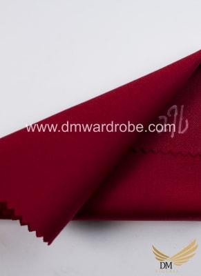 Suiting Garnet Fabric