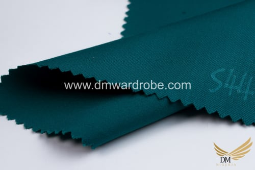 Suiting Brunswick Green Fabric