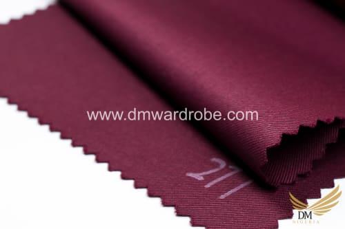 Suiting Mahogany Fabric