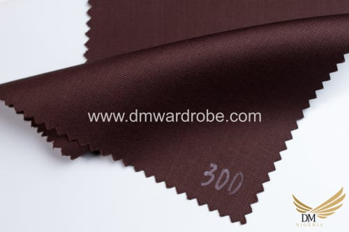 Suiting Walnut Brown Fabric