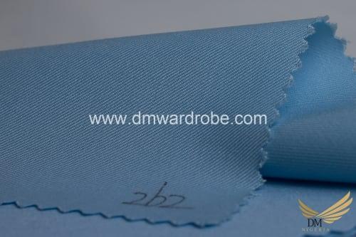 Suiting Blue Celeste Fabric