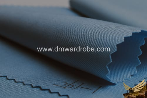 Suiting Turquoise Fabric
