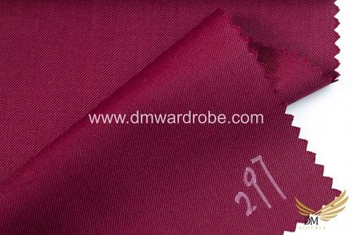 Suiting Merlot Fabric