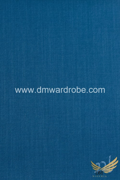 Suiting Teal Green Fabric