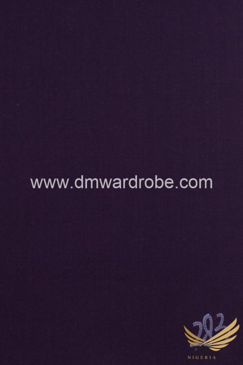 Suiting English Violet Fabric