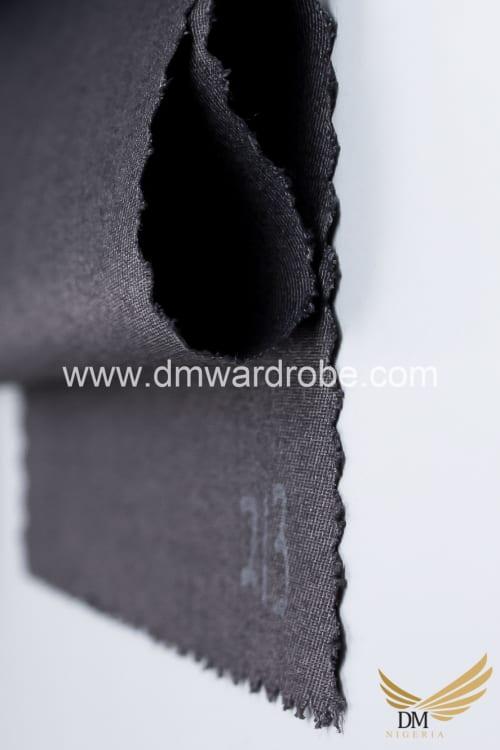Suiting Dun Grey Fabric