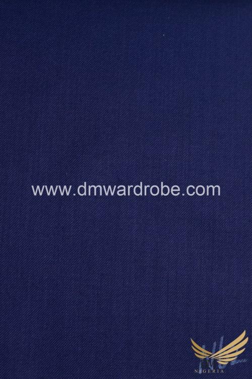 Suiting Denin Blue Fabric