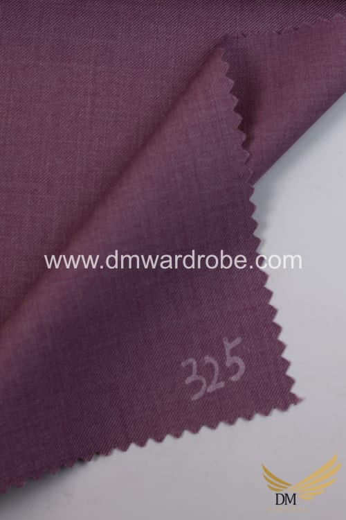Suiting African Violet Fabric