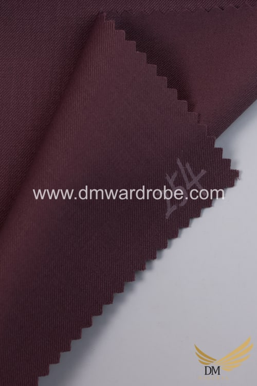 Suiting Chinese Violet Fabric