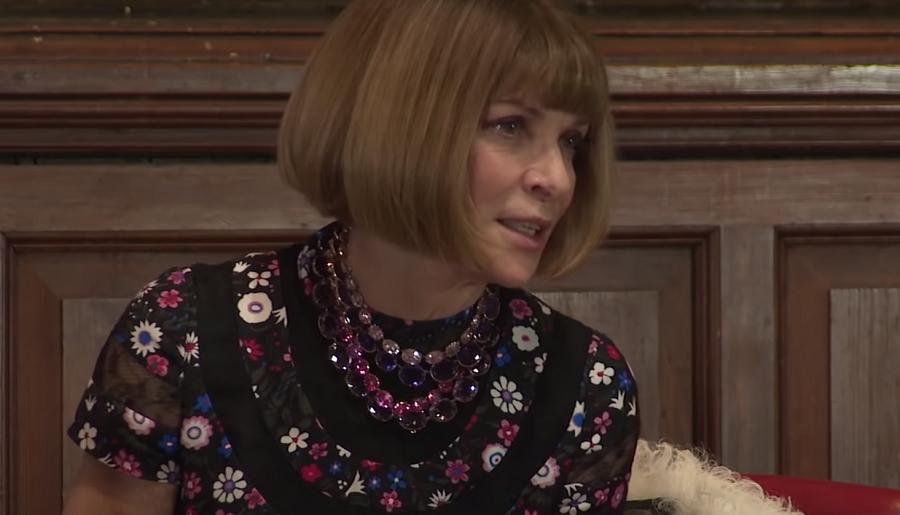 Анна Винтур признала нетолерантность журнала Vogue