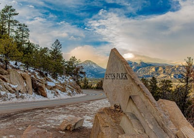 For every season: A house divided over Estes Park, Colorado