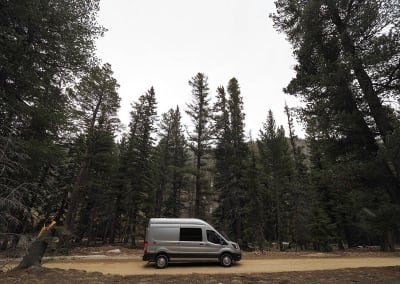 Adventures Await: Roaming the road in a campervan