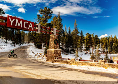 It's fun to stay at the YMCA (Estes Park)