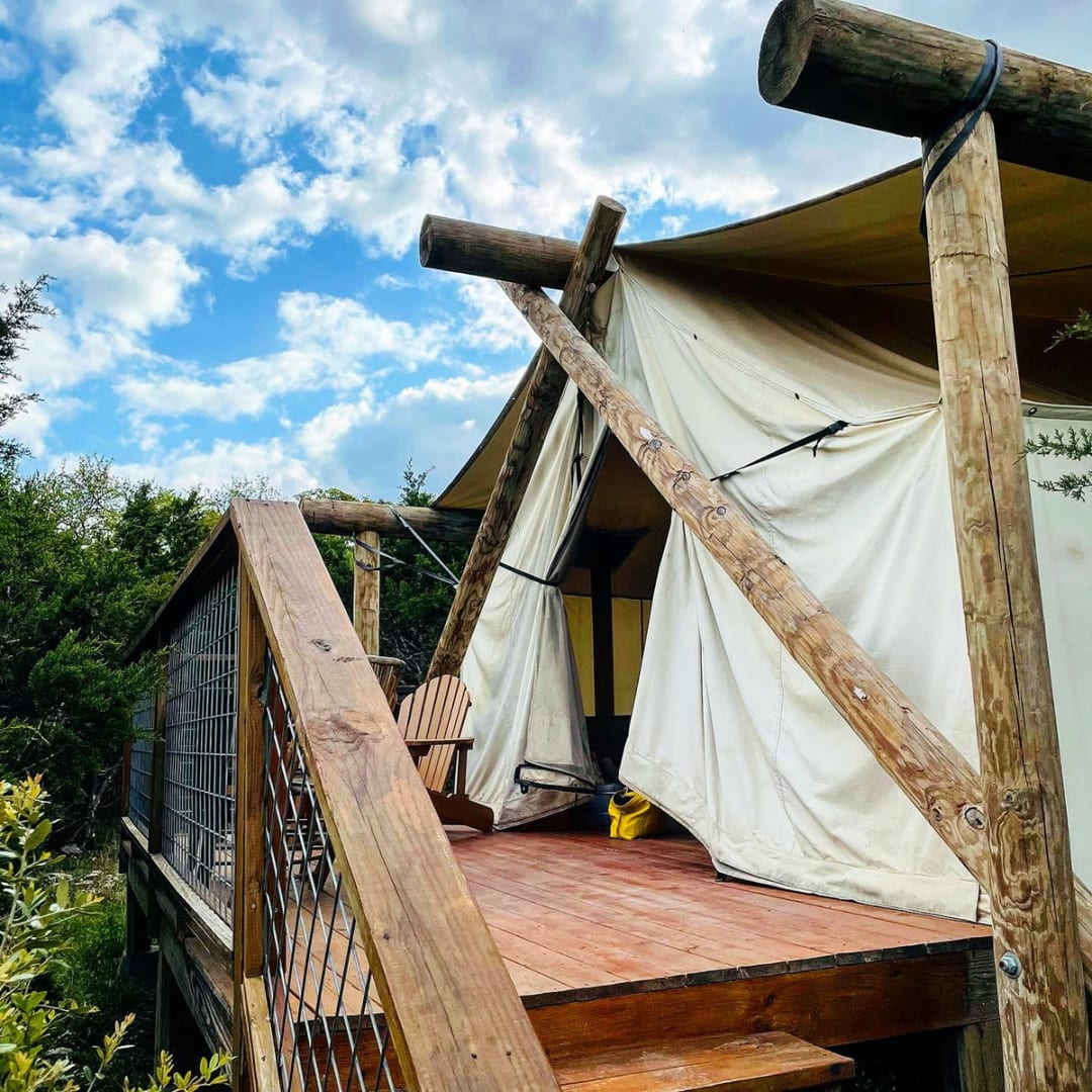 Texas Glamping Guide
