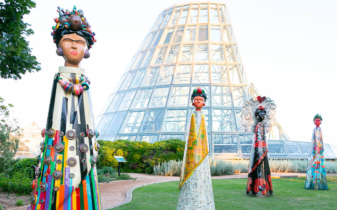Head to San Antonio for cultural arts exhibits this fall
