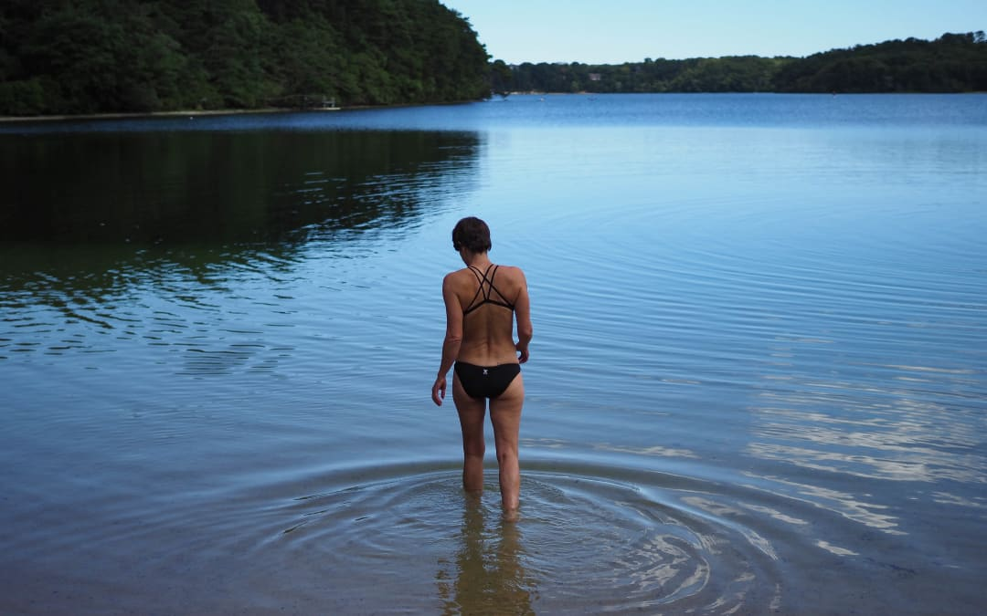 Dip a toe in the kettle ponds of Cape Cod