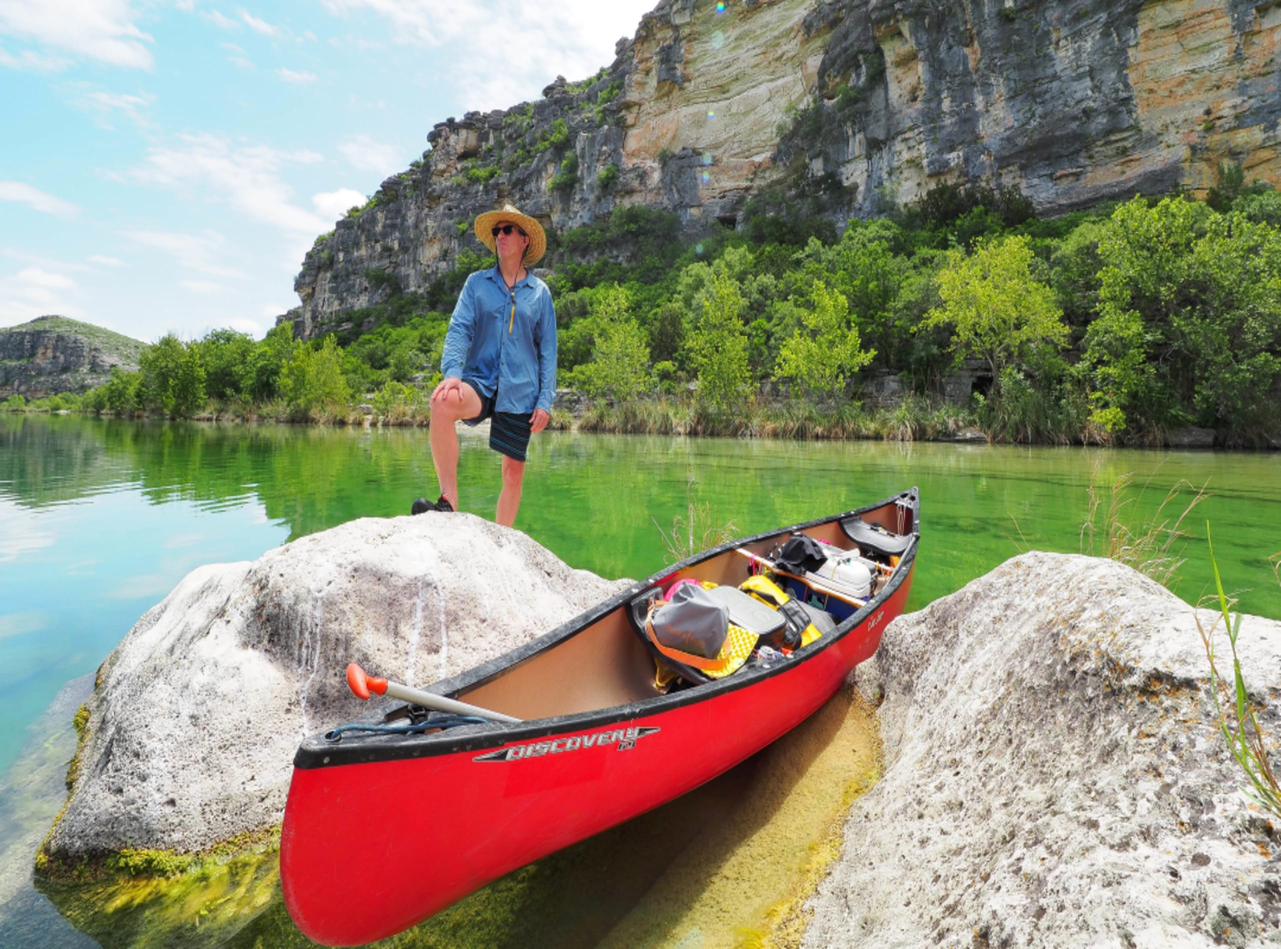 Want to paddle the Devils River? Check these tips before planning a trip