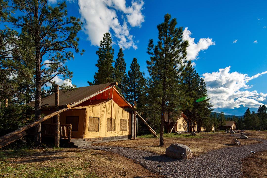 Cabin culture: Escape the crowds at these remote U.S. hideaways
