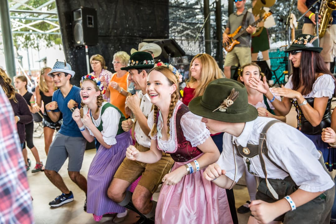 October festivals: 10 top Texas celebrations to check out