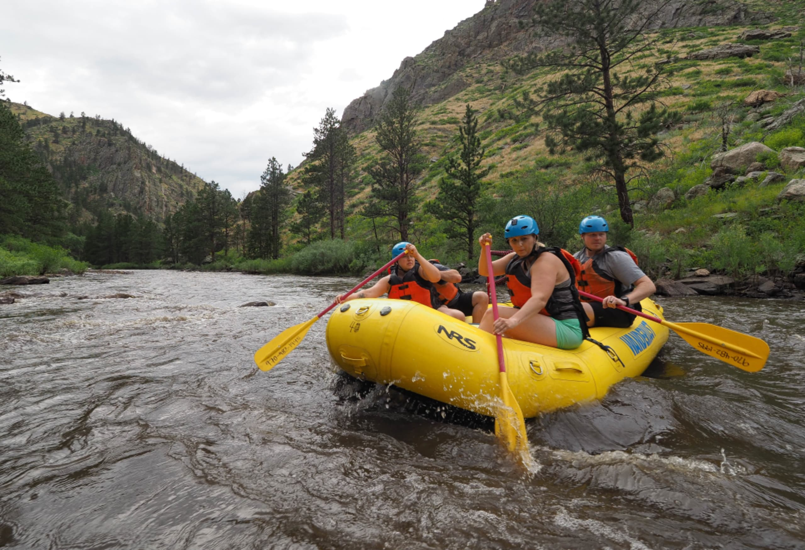Fort Collins: Paddling, Hiking and Biking, Oh My