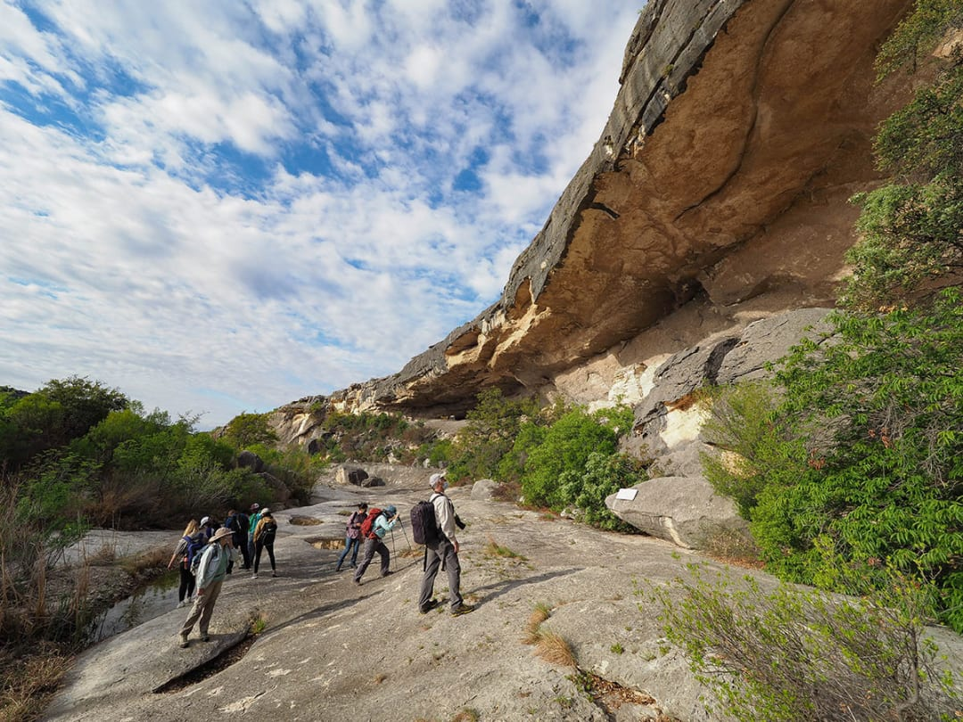 Seminole Canyon's world-class rock art is a lens to history
