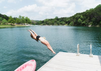 Nature and nurture: Hill Country wellness retreat offers a salve for the soul