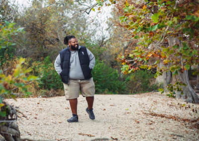 5 questions with influencer Jeff Jenkins, who helps 'chubby people travel the world'