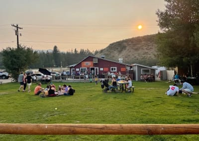 Keeping it cool in Grand Teton and Jackson Hole, Wyoming