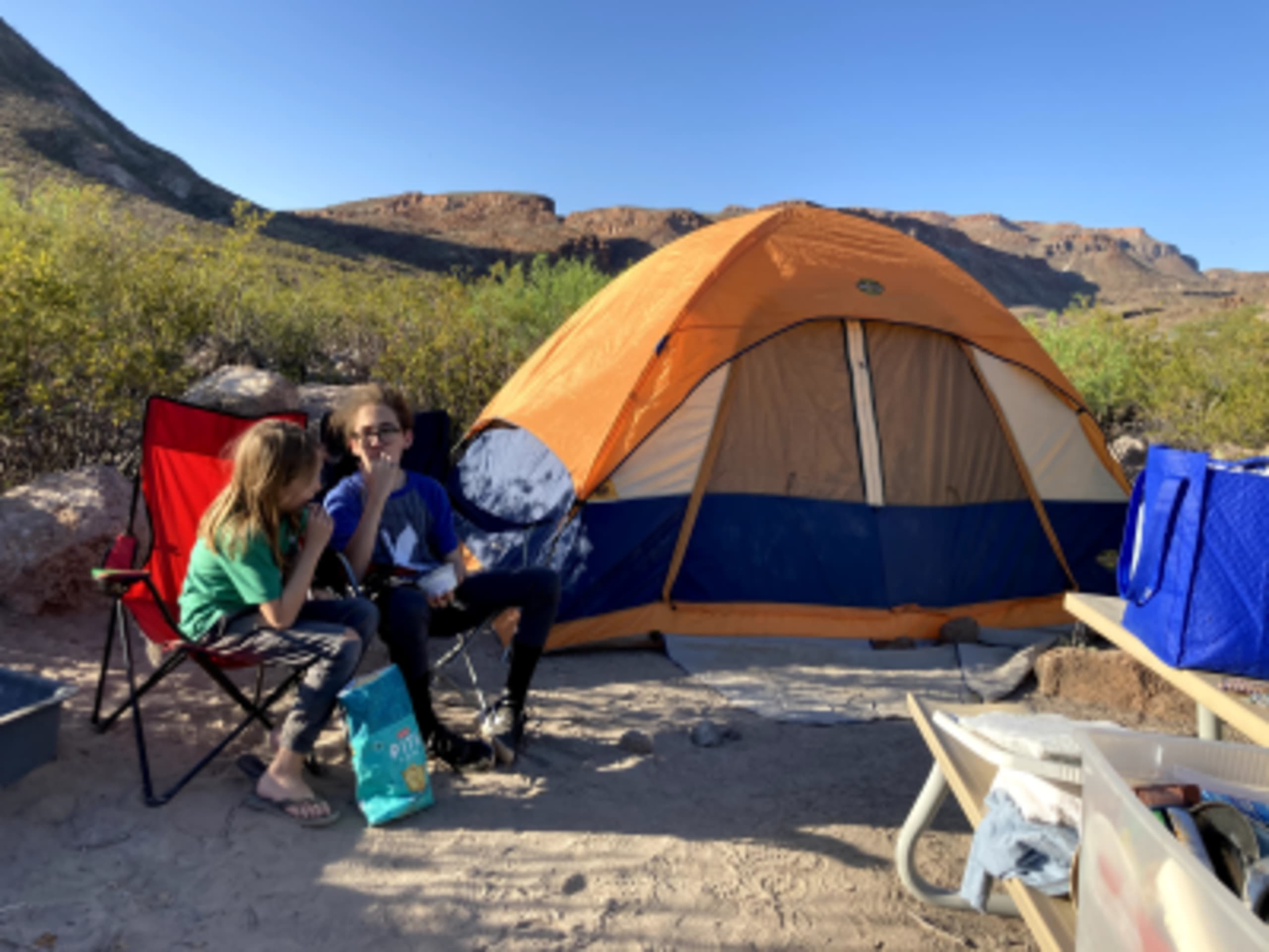 7 magical things to do with kids in Big Bend and West Texas