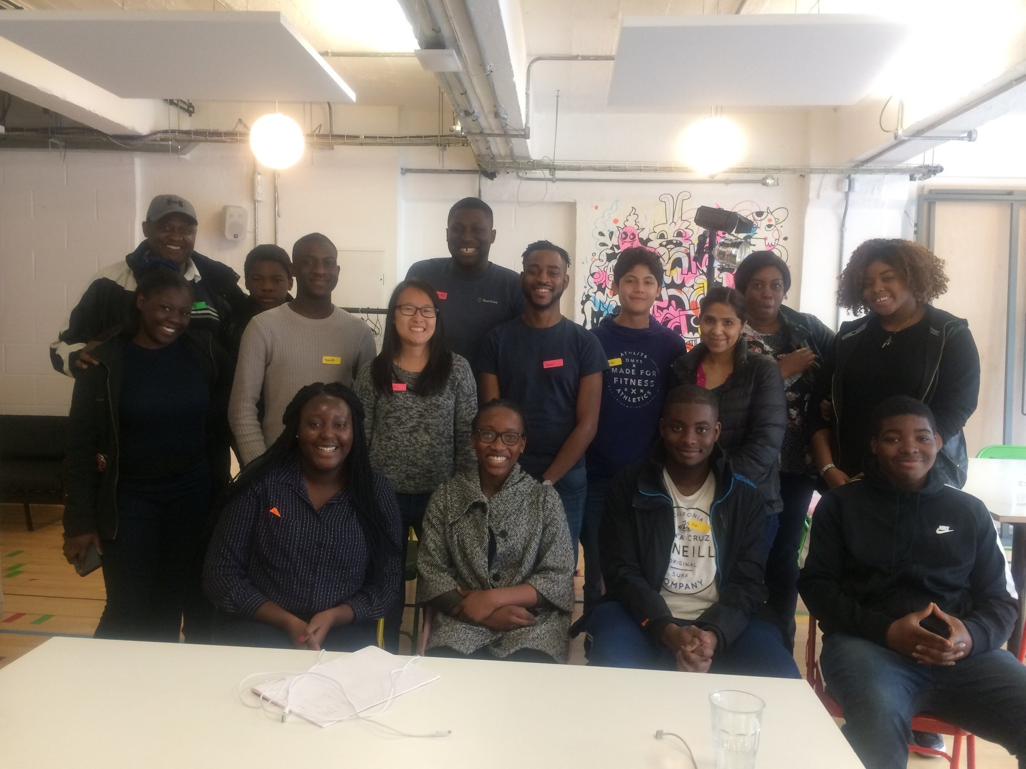 Coders of Colour Second event
