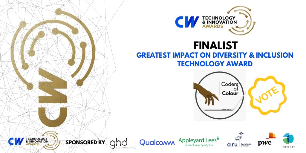 CW Technology Awards Poster