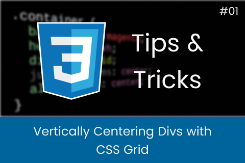 Vertically Centering Divs with CSS Grid