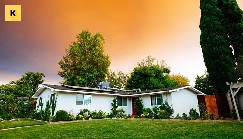 Детали купли-продажи дома с земельным участком