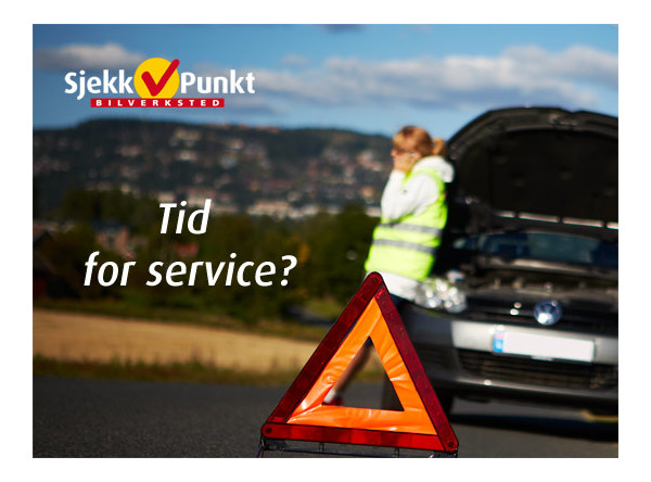 Tid for service?
