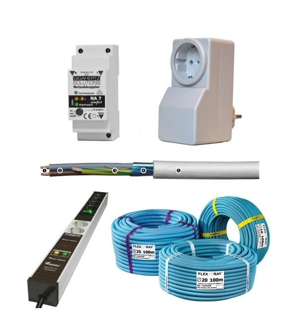 EMF - El-installasjonsmaterialer