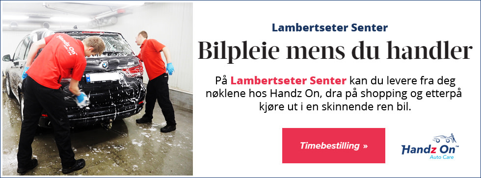 Lambertseter Dekkskift