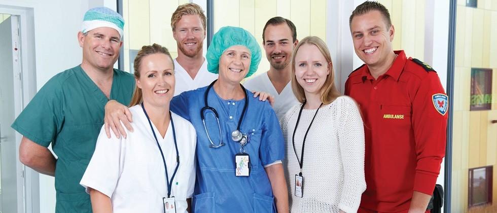 sykehuset østfold ansatte