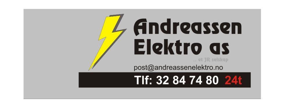Firmabilde Andreassen Elektro AS