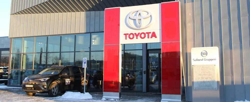 Toyota Sulland Hamar AS