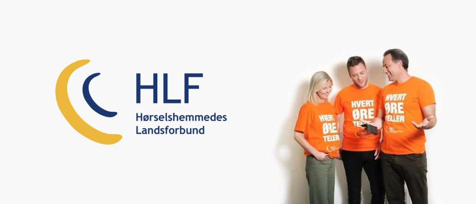 HLF (Hørselshemmedes Landsforbund)