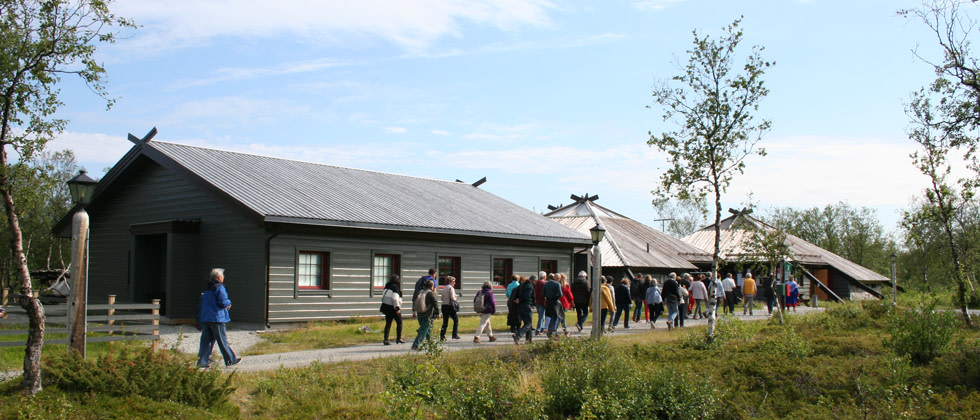 Stiftelsen Stabbursnes Naturhus og museum