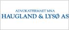 Advokatfirma Haugland og Lysø AS