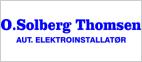 O Solberg Thomsen