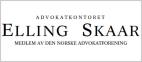 Advokat Elling Skaar